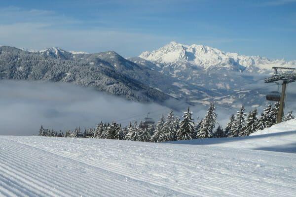 Met pasen op wintersport is sneeuwzeker