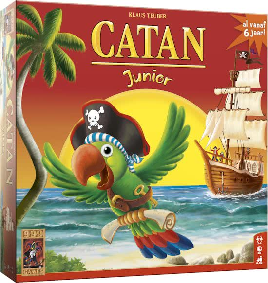 Wintersport Spel: Kolonisten van Catan
