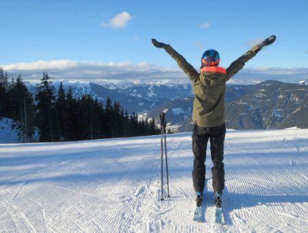 Wintersport warming-up