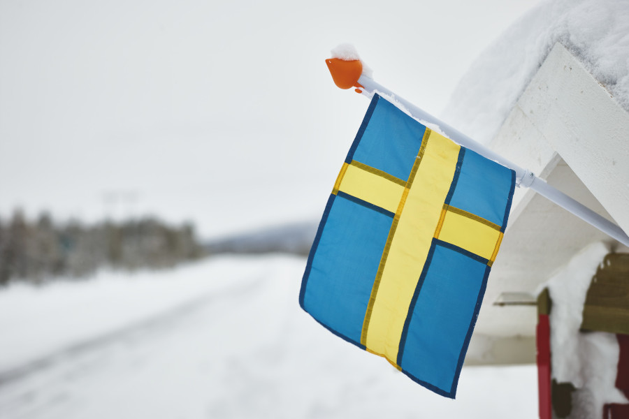 wintersport zweden