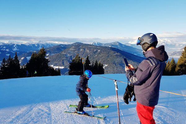 Dit zijn de 8 leukste ski apps voor wintersporters