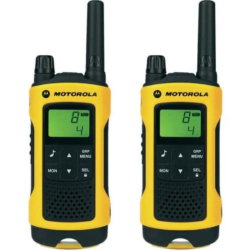 wintersport cadeau: walkie talkie