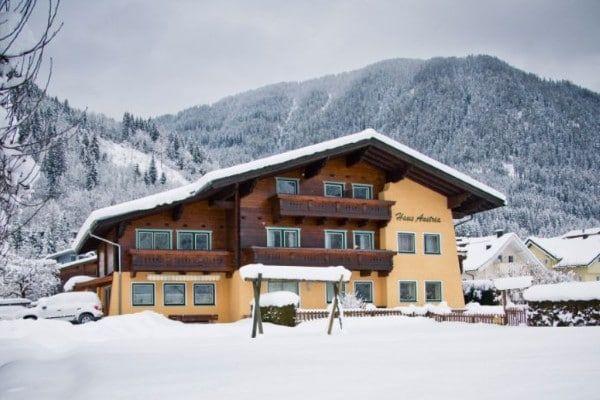 Flachau - vroegboekkorting wintersport 2019 bij wintertrex