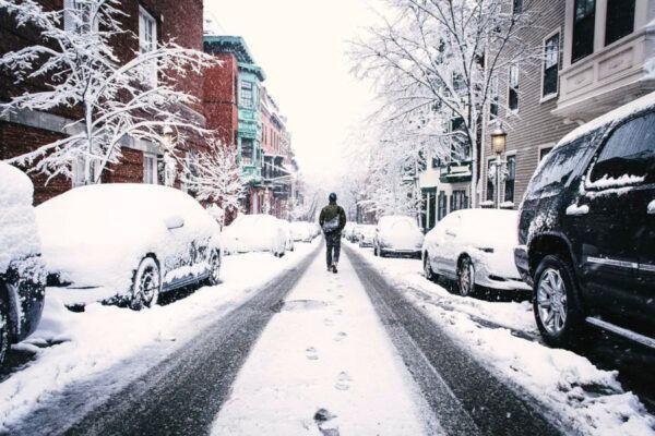 Wetenschappers voorspellen: 'koudste winter in 100 jaar'