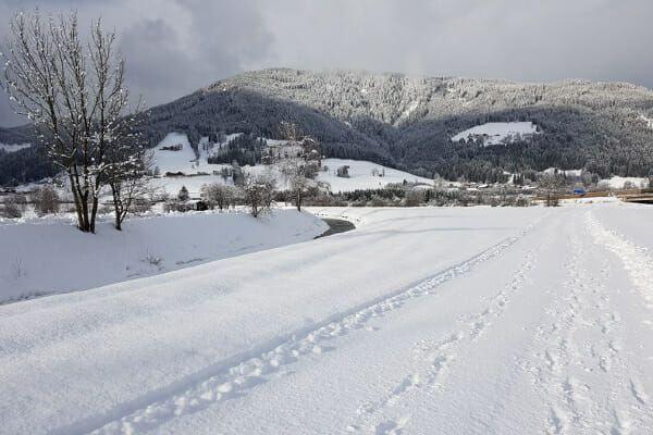 3 waanzinnige winterwandel bestemmingen in Oostenrijk