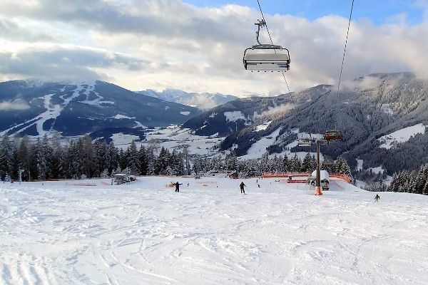 Witte kerst in Eben 2018