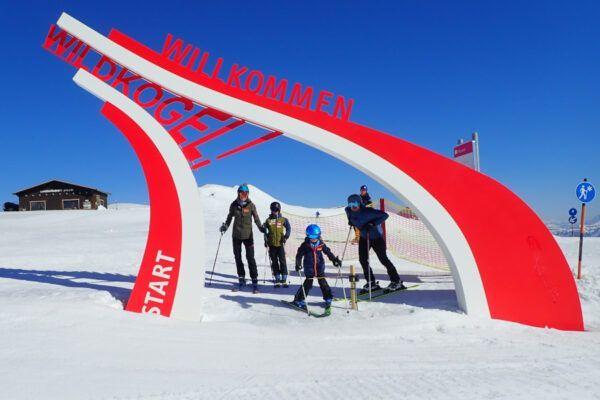 Wildkogel Arena opent de pistes opnieuw voor wintersporters