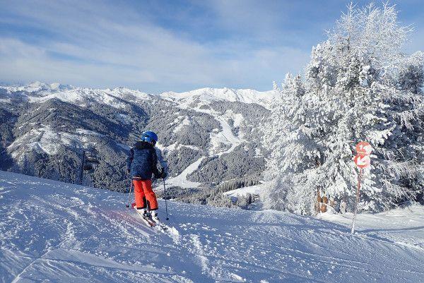 Winter in Zauchensee