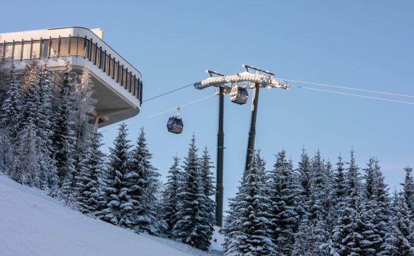 zell am see nieuwe skilift