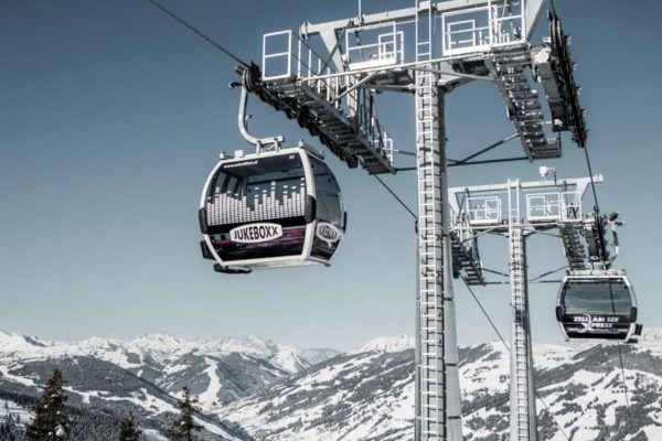 Saalbach, Kaprun en Zell am See investeren ruim 100 miljoen euro