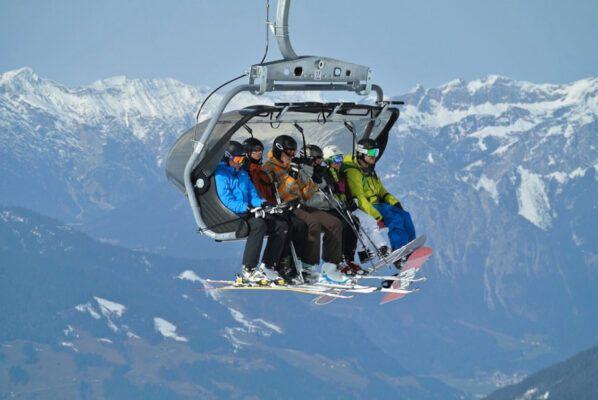 Zillertal Arena wil, ondans coronawinter, drie liften moderniseren