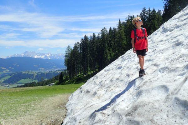 Zomer in de skigebieden - Flachau