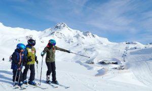 Zonnige wintersport in Obertauern tot 1 mei