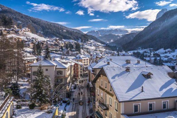 Ortisei in Zuid Tirol